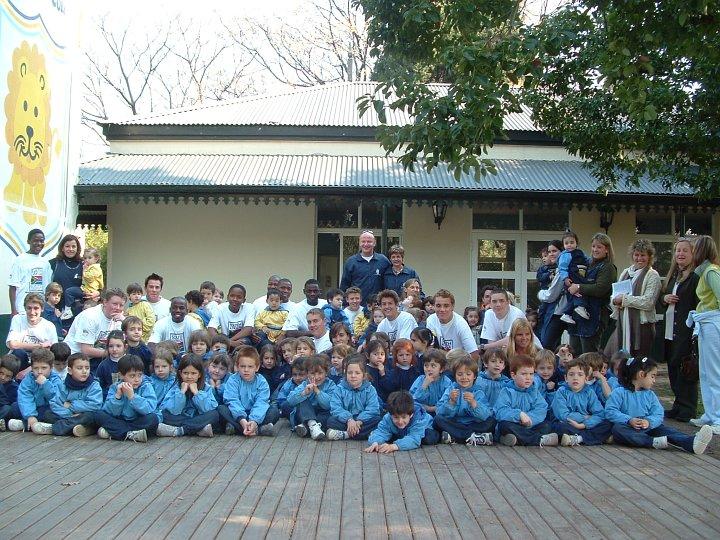 2004 coro all boys barbershop colegio st albans images for Colegio jardin de africa